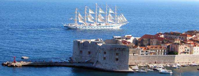 Dubrovnik, perla Adriaticii