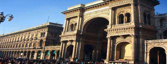 Milano poate fi si ieftin…