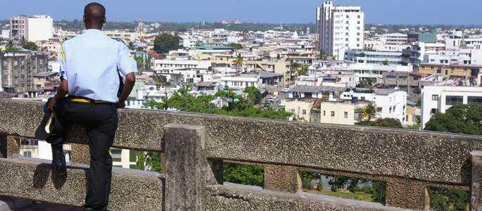 Turist german ucis în Mombasa