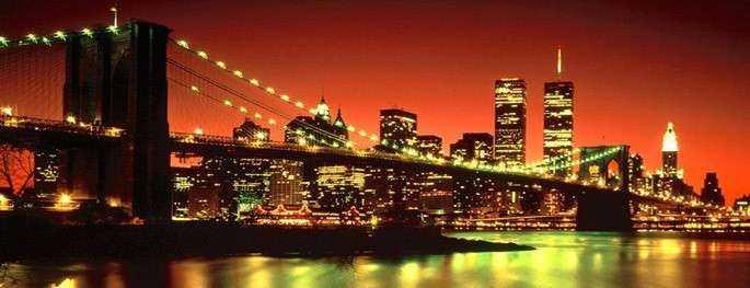 Salutări din capitala lumii, N.Y