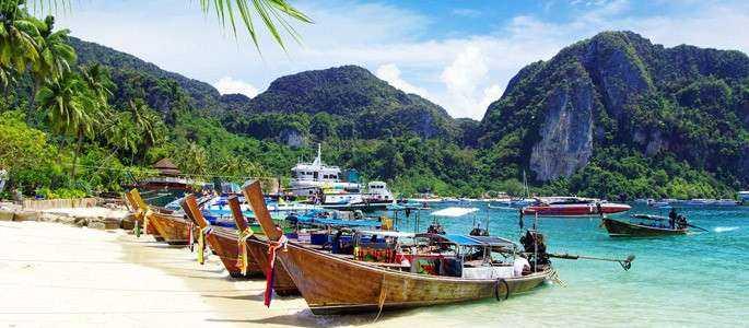 Thailanda a prelungit perioada de şedere pentru turiştii din 48 de ţări