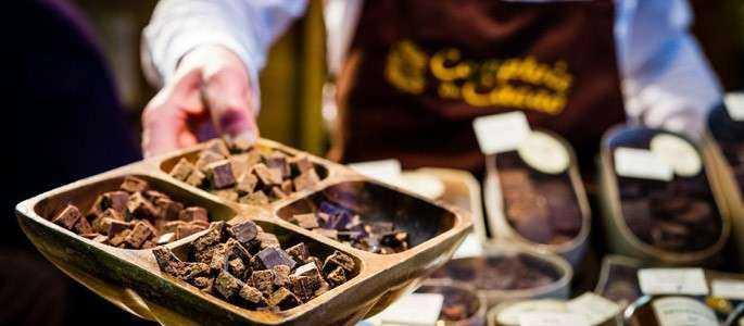 A început Săptămâna Naţională a Ciocolatei!