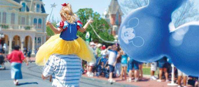 Secretele Disney! 7 lucruri pe care nu le știai despre parcurile Disney
