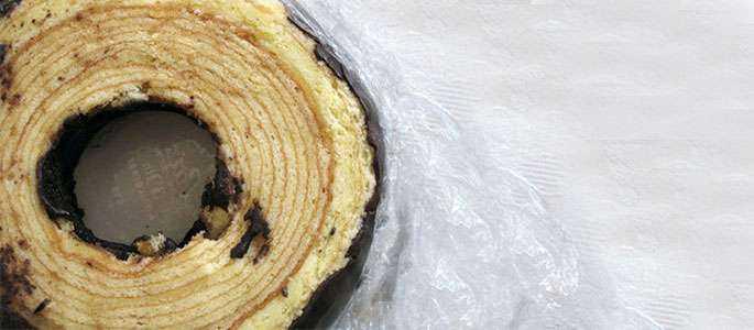 Prăjitura copac, o delicatesă germană rară