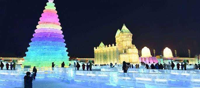 Harbin Ice 2015 – cel mai mare festival al gheții din lume!