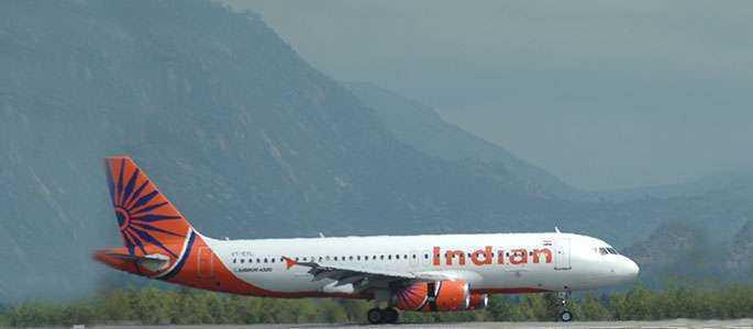 India are cele mai ieftine zboruri de pe Pământ