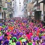 Vacanță în Grecia! Începe Carnavalul Syros