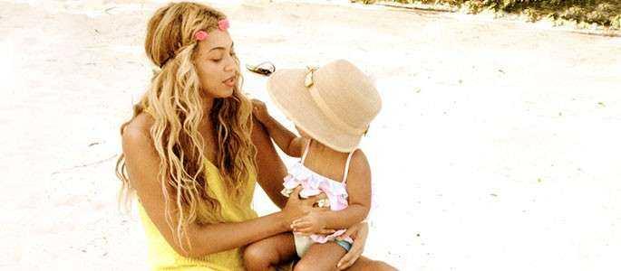 Vacanțe de vară iubite de celebritati: Beyonce