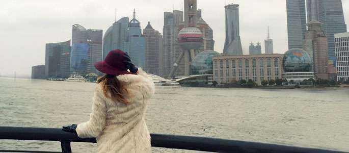 """""""Xie xie"""" – Vacanță în stilul Shanghai"""