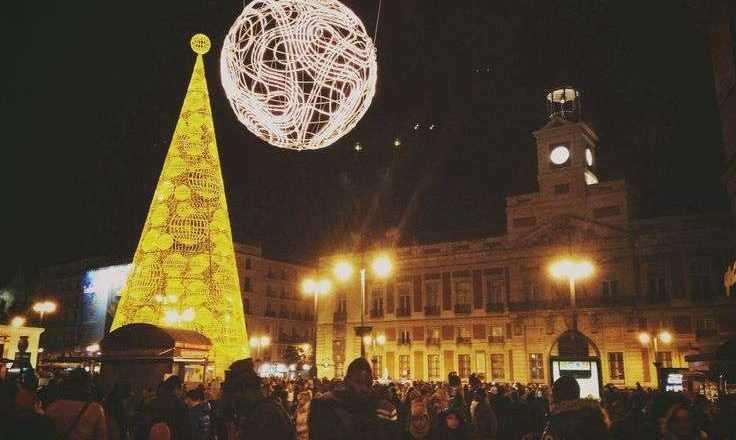 Revelionul în Madrid – cum să te distrezi cu bani puțini