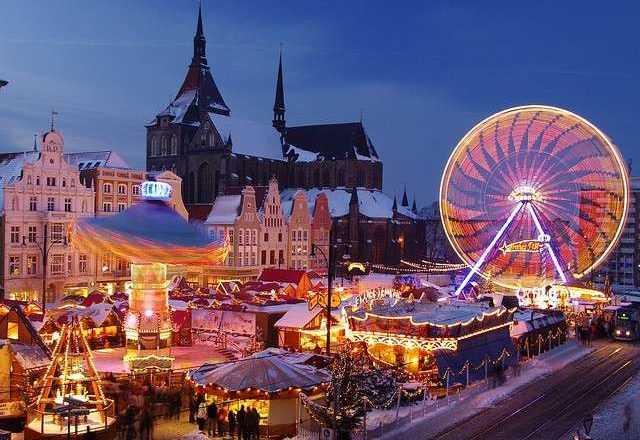 Petreceți un Crăciun de neuitat în Amsterdam!