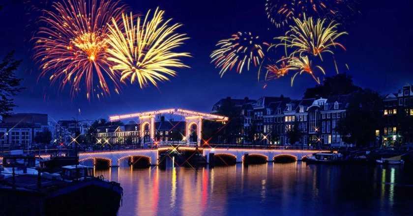 Cum să îți petreci noaptea de revelion în Amsterdam