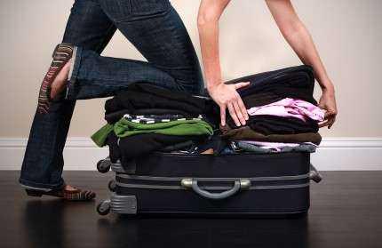 Cum să îți faci bagajele când călătorești