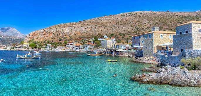 Top 3 cele mai frumoase și subapreciate insule grecești