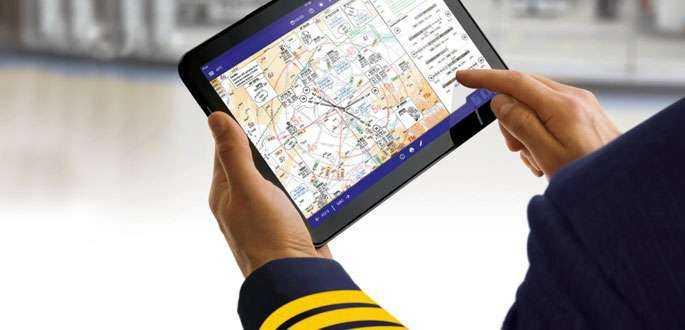 Gata cu hârtiile. Echipajul Lufthansa trece la iPad Minis