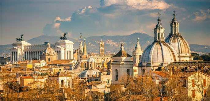4 motive să vizitezi Roma pe timp de toamnă