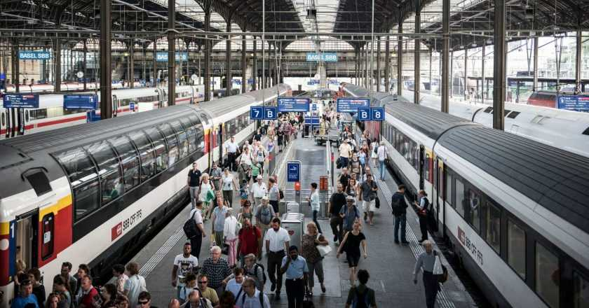 Eurail Pass, sau cum sa calatoresti cu trenul in Europa