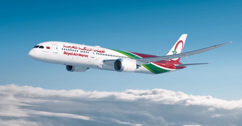 Royal Air Maroc din 2020 in Oneworld