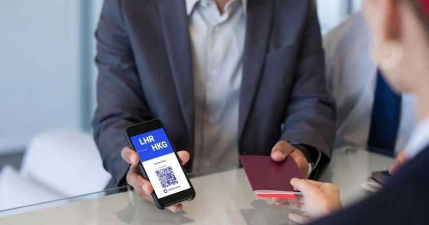"""""""Pașaportul"""" pentru călătorii sigure în vremea COVID 19"""