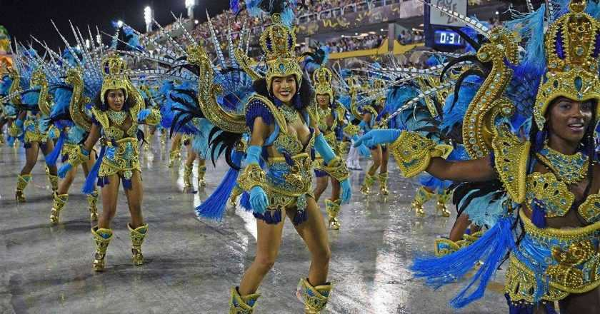 Carnavalul de la Rio este anulat pentru prima dată într-un secol din cauza pandemiei COVID-19