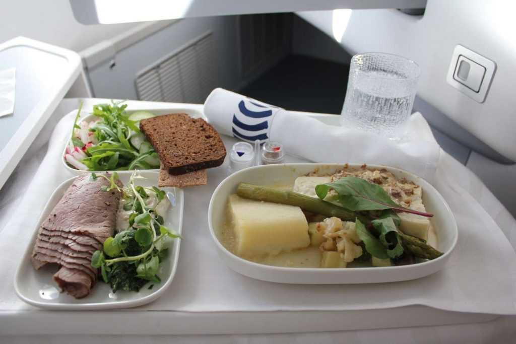 Finnair și dorul de ducă