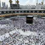 Pelerinii se întorc la Mecca