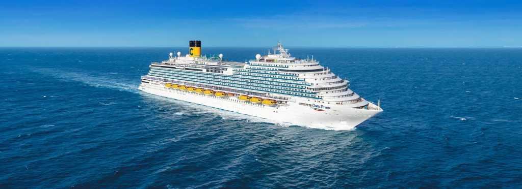 Costa Cruises: o nouă navă de croazieră în Marea Mediterană în 2021