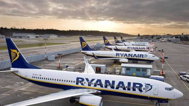Ryanair avertizează că ar putea anula toate zborurile din Marea Britanie începând cu luna februarie