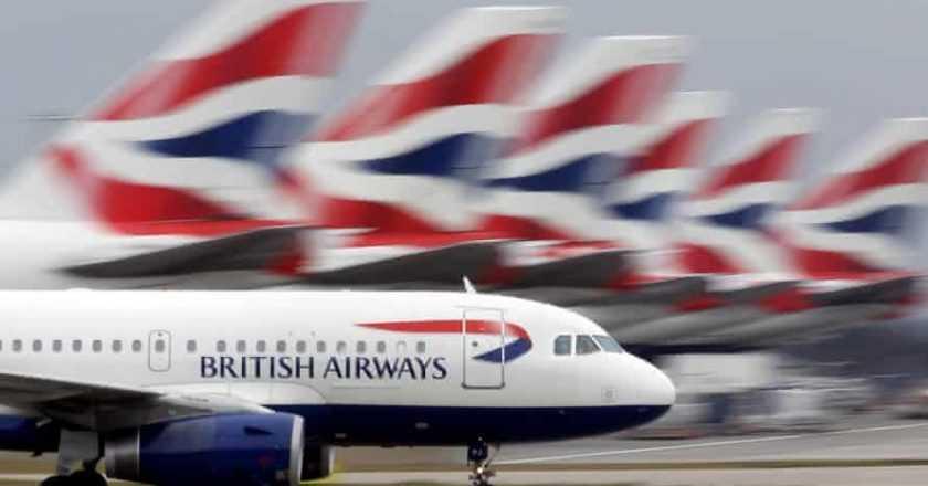 Campanie British Airways cu bilete foarte ieftine
