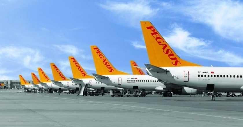 Pegasus Airlines lansează zboruri noi către Moldova