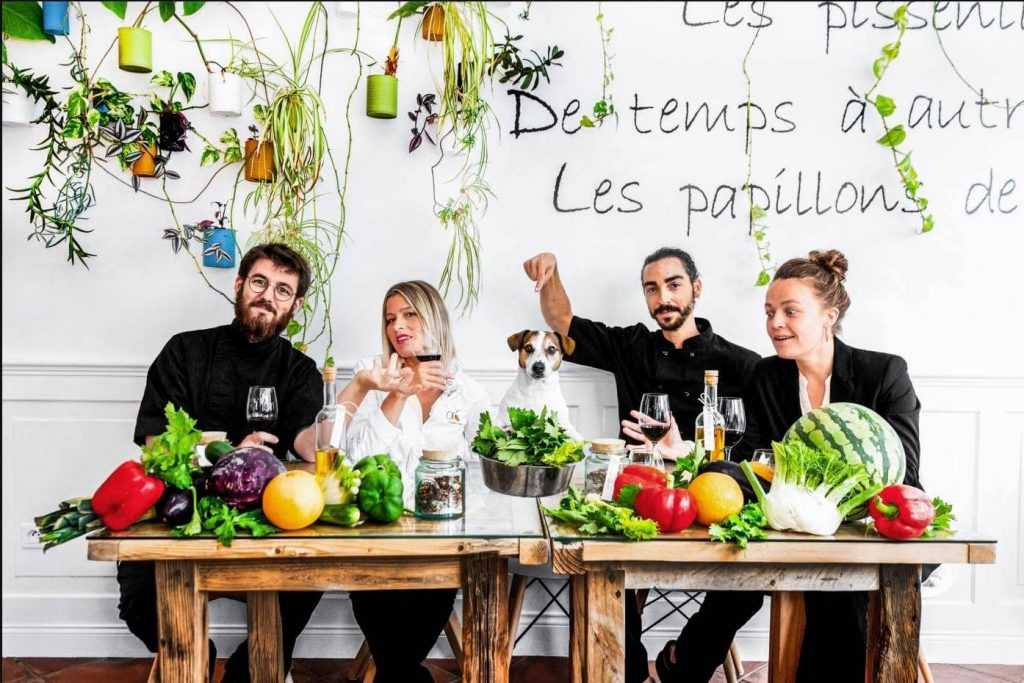 Primul restaurant vegan din Franța care primește o stea Michelin