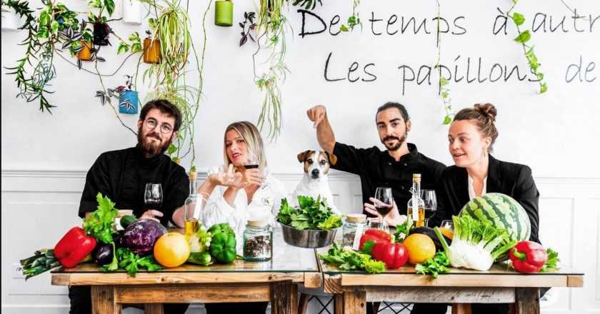 Primul restaurant vegan din Franța care primește o stea Michelin
