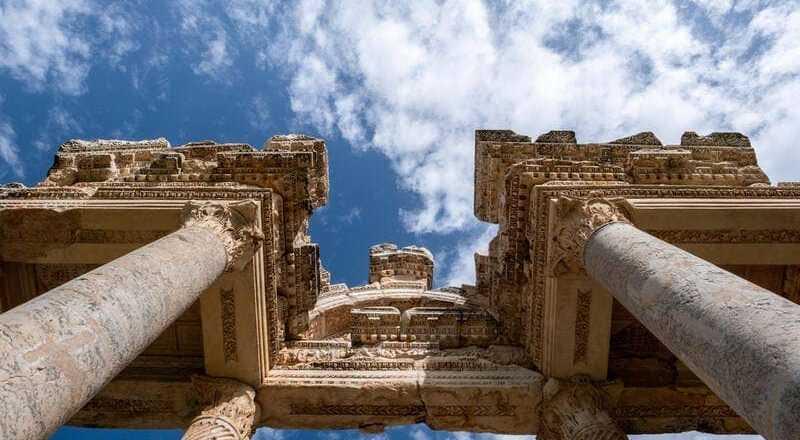 Templu al Afroditei, vechi de 2.500 de ani, descoperit în Turcia