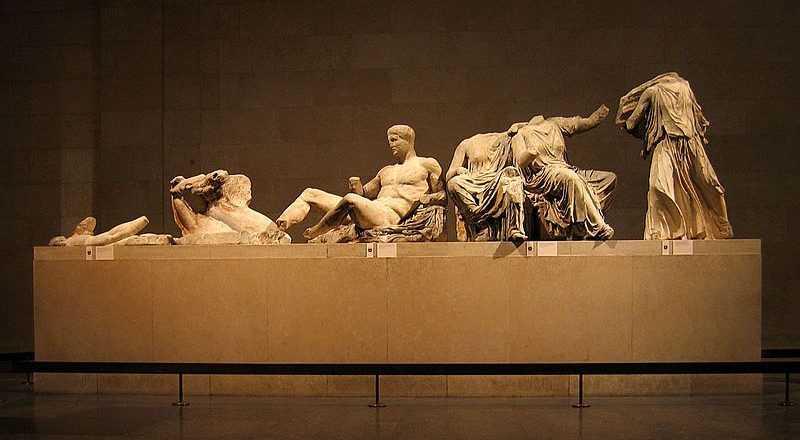 Se reaprinde scandalul sculpturilor Partenonului